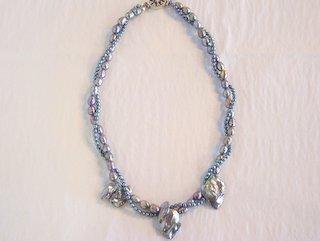 Lavender Paragon CFW Pearl Necklace $359